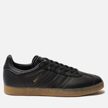 Мужские кроссовки adidas Originals Gazelle Core Black/Core Black/Gum фото- 3