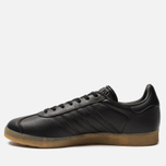 Мужские кроссовки adidas Originals Gazelle Core Black/Core Black/Gum фото- 1