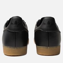 Мужские кроссовки adidas Originals Gazelle Core Black/Core Black/Gum фото- 2