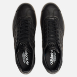Мужские кроссовки adidas Originals Gazelle Core Black/Core Black/Gum фото- 5