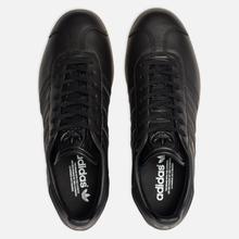 Мужские кроссовки adidas Originals Gazelle Core Black/Core Black/Gum фото- 1