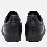 Мужские кроссовки adidas Originals Gazelle Core Black/Gold Met фото- 5