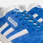 Мужские кроссовки adidas Originals Gazelle Super Blue/White/Gold Metallic фото- 5