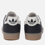 Мужские кроссовки adidas Originals Gazelle Super Core Black/Vintage White/Gum фото- 3