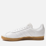 Мужские кроссовки adidas Originals Gazelle White/White/Gum фото- 1