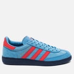 Кроссовки adidas Originals GT Manchester Spezial Light Blue/Bright Red/Dark Blue фото- 0