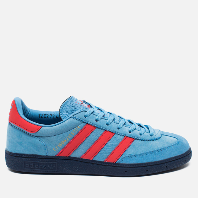 Кроссовки adidas Originals GT Manchester Spezial Light Blue/Bright Red/Dark Blue