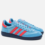 Кроссовки adidas Originals GT Manchester Spezial Light Blue/Bright Red/Dark Blue фото- 1