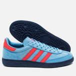 Кроссовки adidas Originals GT Manchester Spezial Light Blue/Bright Red/Dark Blue фото- 2