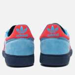 Кроссовки adidas Originals GT Manchester Spezial Light Blue/Bright Red/Dark Blue фото- 3