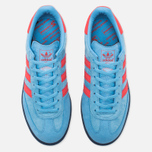 Кроссовки adidas Originals GT Manchester Spezial Light Blue/Bright Red/Dark Blue фото- 4
