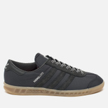 Мужские кроссовки adidas Originals Hamburg Tech Solid Grey/Beige фото- 0