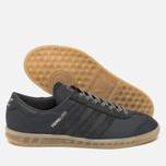Мужские кроссовки adidas Originals Hamburg Tech Solid Grey/Beige фото- 2