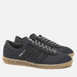 Мужские кроссовки adidas Originals Hamburg Tech Solid Grey/Beige фото- 1