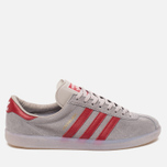 Кроссовки adidas Originals Hochelaga Spezial Onix/Red/White фото- 0