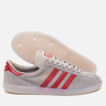 Кроссовки adidas Originals Hochelaga Spezial Onix/Red/White фото- 2
