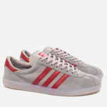 Кроссовки adidas Originals Hochelaga Spezial Onix/Red/White фото- 1