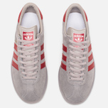 Кроссовки adidas Originals Hochelaga Spezial Onix/Red/White фото- 4
