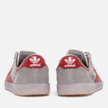 Кроссовки adidas Originals Hochelaga Spezial Onix/Red/White фото- 3