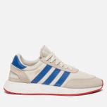 Кроссовки adidas Originals I-5923 Off White/Blue/Core Red фото- 0