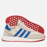 Кроссовки adidas Originals I-5923 Off White/Blue/Core Red фото- 1