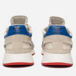 Кроссовки adidas Originals I-5923 Off White/Blue/Core Red фото- 3
