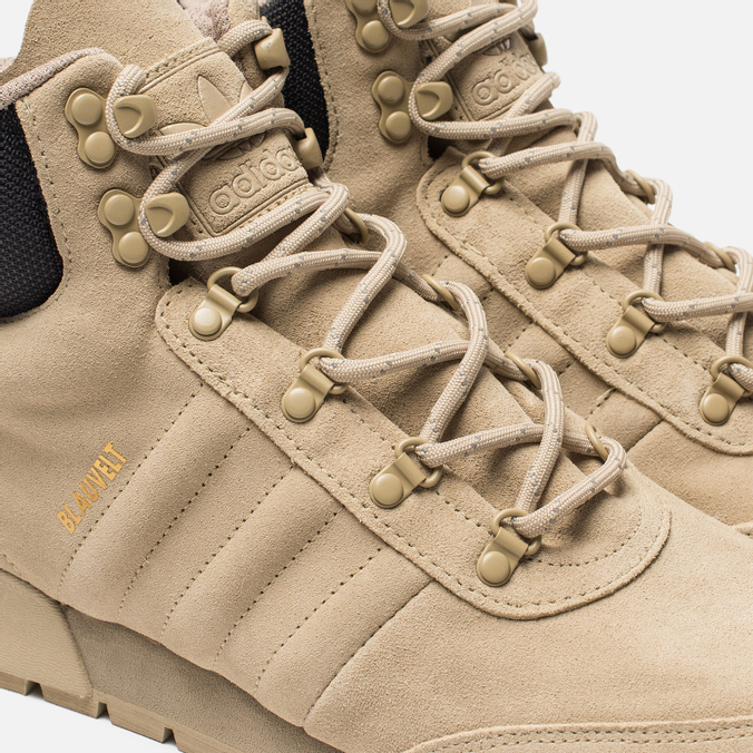 adidas Originals Jake Boot 2.0 raw gold core black gold metallic
