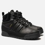 Мужские кроссовки adidas Originals Jake Boot Gore-Tex Core Black/Carbon/Gold Metallic фото- 2