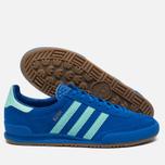 Кроссовки adidas Originals Jeans City Series Bern Blue/Easy Green/Gum фото- 1