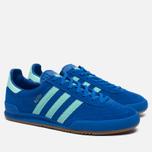 Кроссовки adidas Originals Jeans City Series Bern Blue/Easy Green/Gum фото- 2