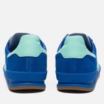 Кроссовки adidas Originals Jeans City Series Bern Blue/Easy Green/Gum фото- 3
