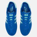 Кроссовки adidas Originals Jeans City Series Bern Blue/Easy Green/Gum фото- 4
