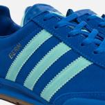 Кроссовки adidas Originals Jeans City Series Bern Blue/Easy Green/Gum фото- 5