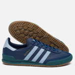 Кроссовки adidas Originals Jeans City Series Valencia Navy/Blue/Green фото- 1