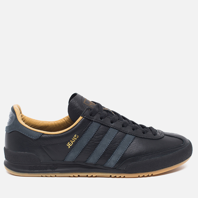 adidas Originals Jeans MKII Men's Sneakers Core Black/Dark Onix