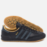 Мужские кроссовки adidas Originals Jeans MKII Core Black/Dark Onix фото- 2