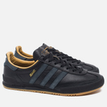Мужские кроссовки adidas Originals Jeans MKII Core Black/Dark Onix фото- 1