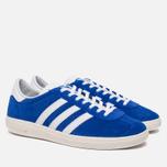 Мужские кроссовки adidas Originals Jogger Spezial Blue/White/Bluebird фото- 2