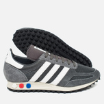 adidas Originals LA Trainer OG DGH Solid Sneakers Grey/Vintage White/DGH Solid Grey photo- 2