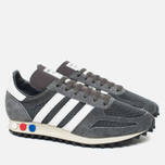 adidas Originals LA Trainer OG DGH Solid Sneakers Grey/Vintage White/DGH Solid Grey photo- 1