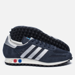 Мужские кроссовки adidas Originals LA Trainer OG Legend Ink/Matte Silver/Night Navy фото- 2