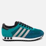 adidas Originals LA Trainer Men's Sneakers Turquoise photo- 0