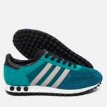 adidas Originals LA Trainer Men's Sneakers Turquoise photo- 2