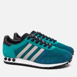 adidas Originals LA Trainer Men's Sneakers Turquoise photo- 1