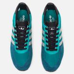 adidas Originals LA Trainer Men's Sneakers Turquoise photo- 4
