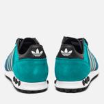 adidas Originals LA Trainer Men's Sneakers Turquoise photo- 3