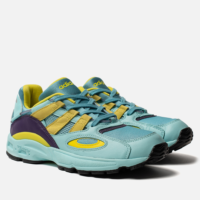 Мужские кроссовки adidas Originals LXCON 94 Clear Aqua/Light Aqua/Shock Yellow