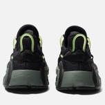 Мужские кроссовки adidas Originals LXCON Core Black/Core Black/Core Black фото- 3