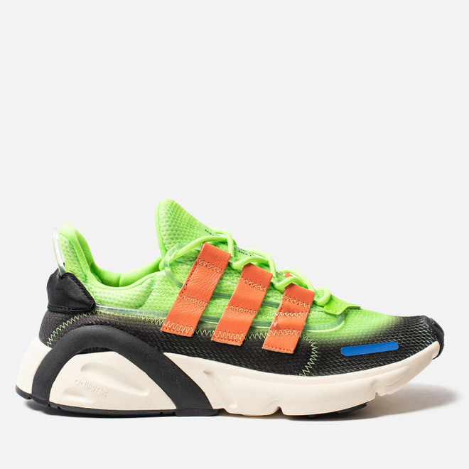Мужские кроссовки adidas Originals LXCON Solar Green/Cream White/Core Black