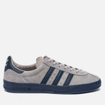 Кроссовки adidas Originals Mallison Spezial Light Onix/Night Navy/White фото- 0